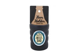 BEST DAD - TYRE STUBBY COOLER