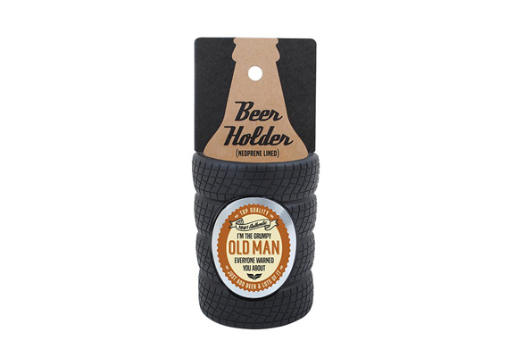 OLD MAN - TYRE STUBBY HOLDER