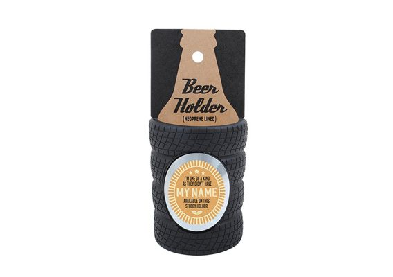 THEY DIDN'T HAVE - TYRE STUBBY HOLDER
