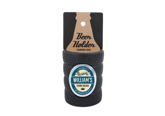 WILLIAM - TYRE STUBBY HOLDER
