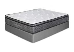 MATTRESS DELUXE SPINAL ZONE RANGE
