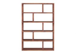 CUBE BOOKCASE OHIO 6X4 OPEN