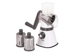 Avanti Table Top Drum Grater With 3 Blds