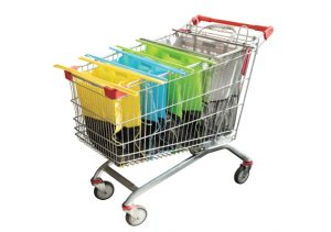 Karlstert Sort & Carry Deep Trolley Bags