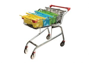 Karlstert Sort & Carry Shallow Trolley Bags