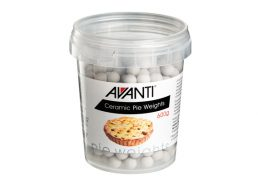 Avanti Ceramic Pie Weights Tub 600G