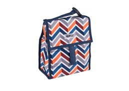 Avanti Yum Yum Lunch Cooler Bag Chevron