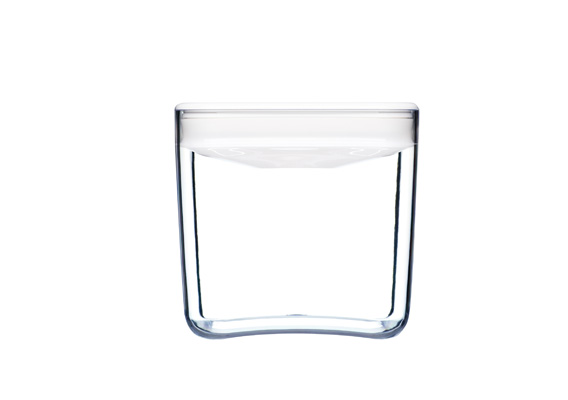 ClickClack Pantry Cube - 900ML White