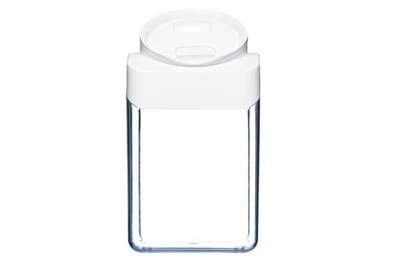 ClickClack Pantry Store All - 4200ML White