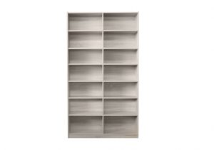 BUDGET BOOKCASE 7x4 w DIVISIONS