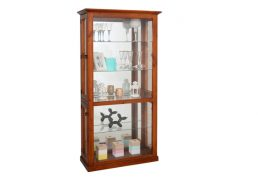PORTICO DISPLAY CABINET WIDE