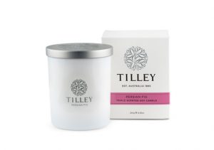 TILLEY - Soy Candle Persian Fig