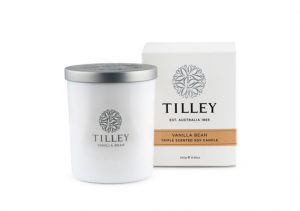 TILLEY - Soy Candle Vanilla Bean