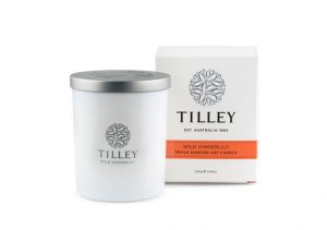 TILLEY - Soy Candle Wild Gingerlilly