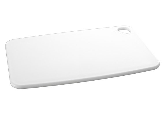 Scanpan Spectrum White Cutting Board - 390 x 260 x 10mm