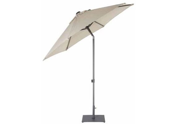 SHELTA PREMIUM RANGE - HARBORD 220 SQU/ 250 HEX UMBRELLA
