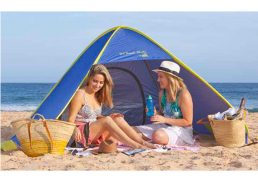 SHELTA BEACH RANGE - THE MAIN BEACH SHELTA