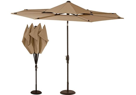 SHELTA PREMIUM RANGE - LOTUS 300 UMBRELLA