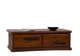FITZROY COFFEE TABLE 2 DRAWER