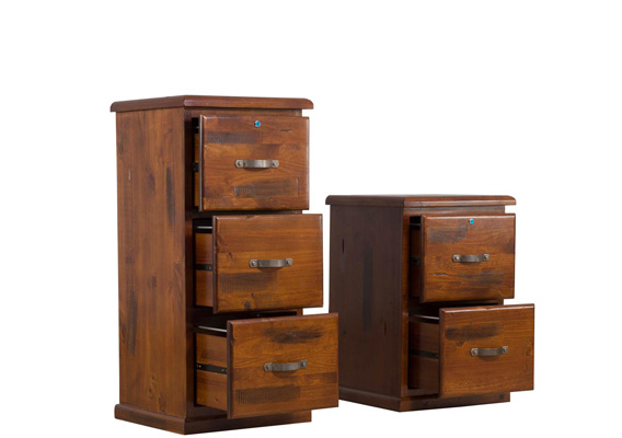 FITZROY FILING CABINET 2&3 DRAWERS