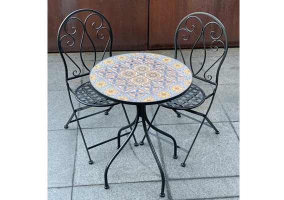 Patio Settings & Benches