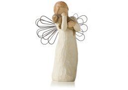 WILLOW TREE - ANGEL OF FRIENDSHIP FIGURINE 26011