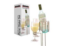 Bartender - Picnic Wine Stakes Set3