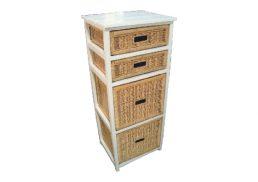 Bondi 4 Drawer Storage