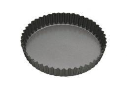 Bakemaster Loose Base Rnd Flan/Quiche Pan 23 x 3.5cm - N/S