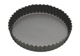 Bakemaster Loose Base Rnd Flan/Quiche Pan 25 x 3.5cm - N/S