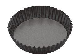 Bakemaster Loose Base Rnd Deep Flan/Quiche Pan 25 x 5.5cm - N/S
