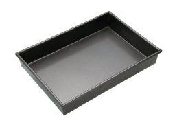 Bakemaster Rectangular Deep Cake Pan 34 x 23 x 5cm 40066