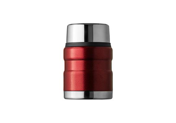 Avanti 470ml Vacuum Food Flask-Red