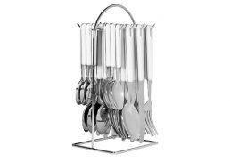 Avanti Hanging Cutlery - White