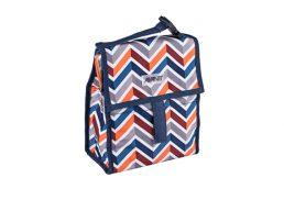 Avanti Yum Yum Lunch Cooler Bag Chevron