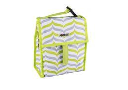 Avanti Yum Yum Lunch Cooler Bag Geowave Green/Grey