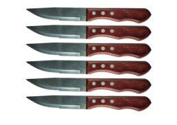 Avanti Steak Knife Jumbo Set of 6