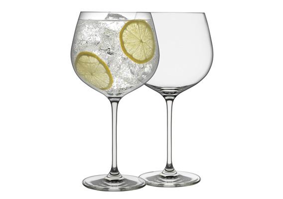Ecology Classic Set of 4 Gin Glasses 780ml