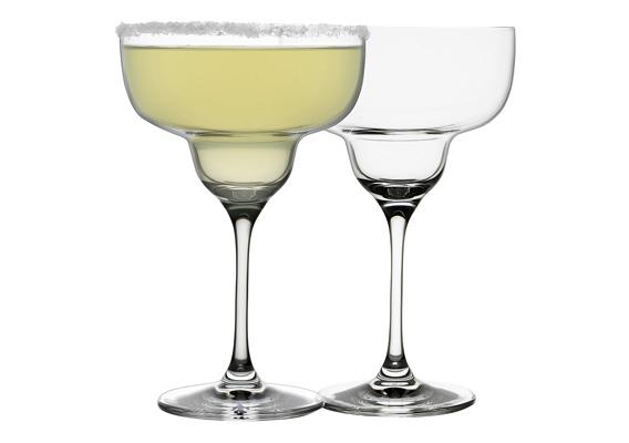 Ecology Classic Set of 4 Margarita Glasses 340ml