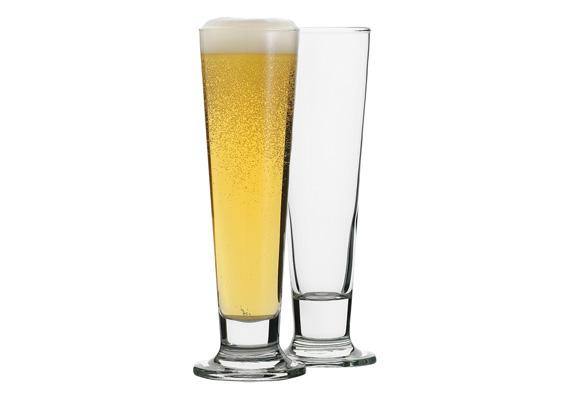 Ecology Classic Set of 4 Pilsner Beer Glasses 420ml