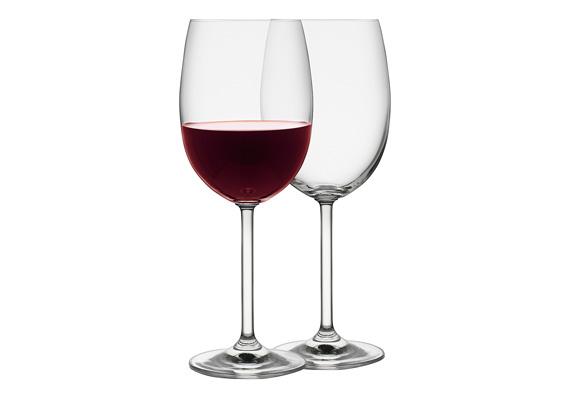 Ecology Classic Set 6 Red Wine Glasses 450ml