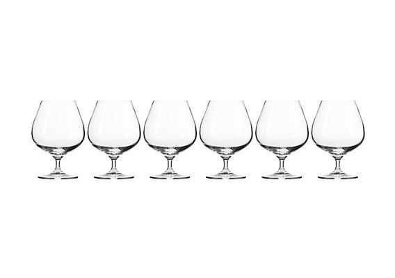 Harmony Cognac Glass 550ML 6pc Gift Boxed