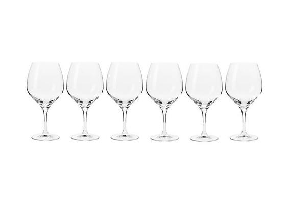 Harmony Pinot Glass 600ML 6pc Gift Boxed